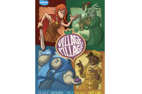 Village Pillage – Pierre-papier-navet