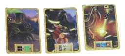 cartes jaunes